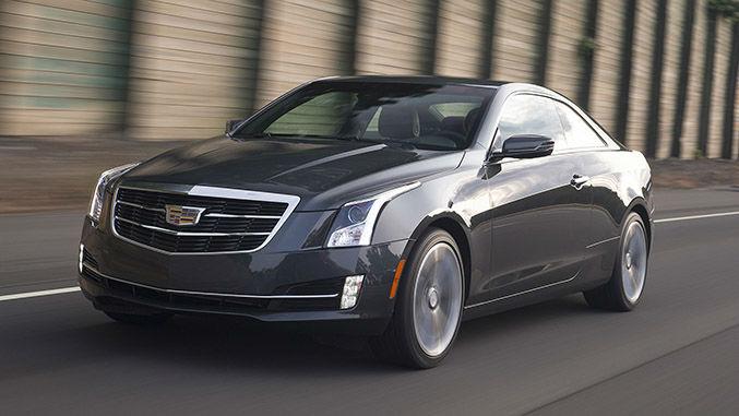 2015 Cadillac ATS V Sport