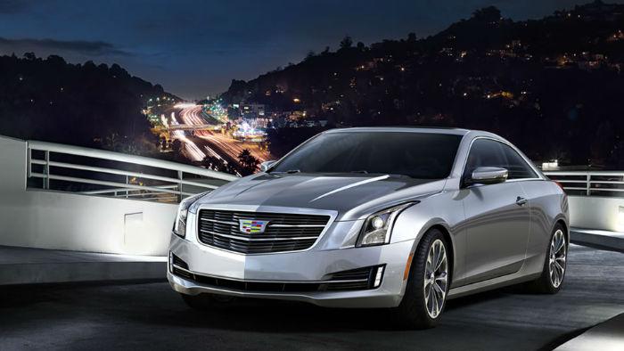 2015 Cadillac ATS Wallpaper