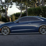 2015 Cadillac CTS Coupe AWD