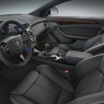 2015 Cadillac CTS Coupe Interior