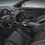 2015 Cadillac CTS Interior