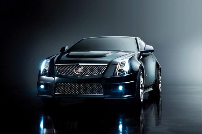 2015 Cadillac CTS V Car