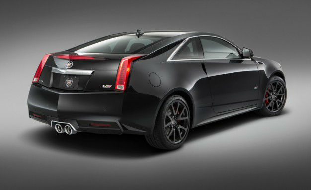 2015 Cadillac CTS V Coupe Special Edition