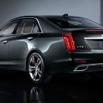 2015 Cadillac CTS V Sport Sedan