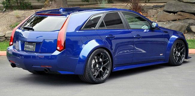 2015 Cadillac CTS V Wagon