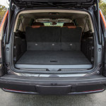 2015 Cadillac Escalade Boot Space