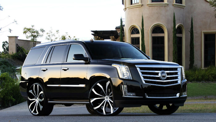 2015 Cadillac Escalade EXT Custom