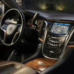 2015 Cadillac Escalade EXT Interior
