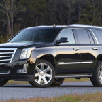 2015 Cadillac Escalade Luxury Black