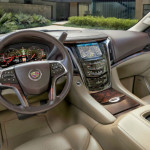 2015 Cadillac Escalade Luxury Interior