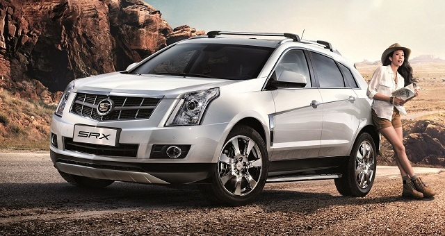2015 Cadillac SRX Luxury Collection | Top Auto Magazine