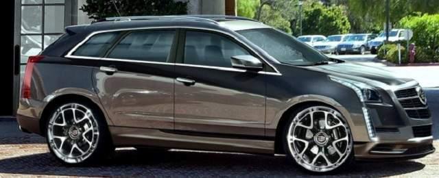 2015 Cadillac Srx V Top Auto Magazine
