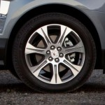 2012 Cadillac SRX Wheels