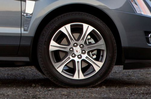 2012 Cadillac SRX Wheels