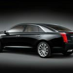 2015 Cadillac XTS Black