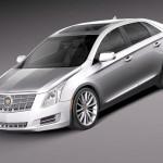 2015 Cadillac XTS Concept