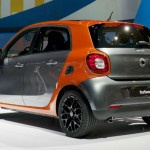 2016 Smart Car Colors