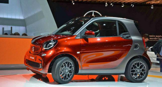 2016 smart car forfour top auto magazine. Black Bedroom Furniture Sets. Home Design Ideas