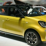 2016 Smart Fortwo Edition