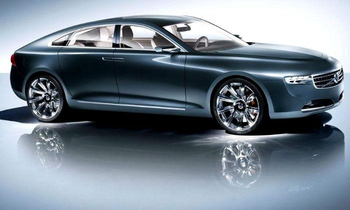 2016 volvo s80 sedan concept top auto magazine. Black Bedroom Furniture Sets. Home Design Ideas