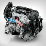2016 Volvo V40 Engine