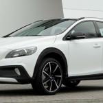 2016 Volvo V40 White