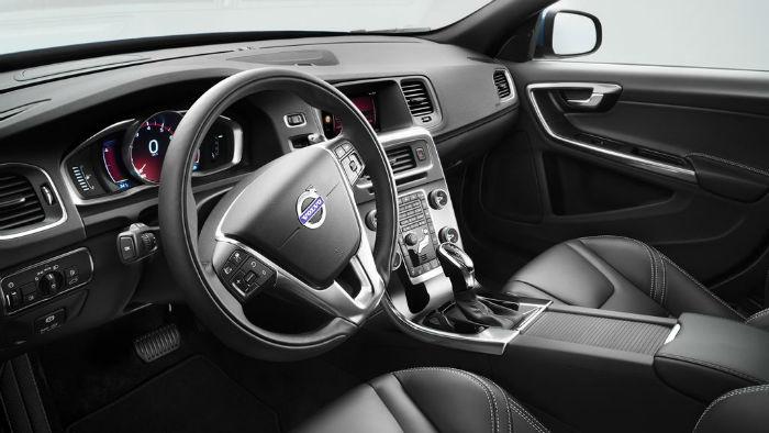 2016 Volvo V60 Interior