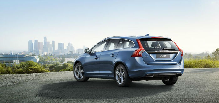 2016 Volvo V60 POWERBLUE