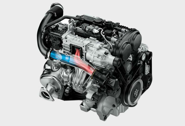 2016 Volvo V70 Engine Top Auto Magazine