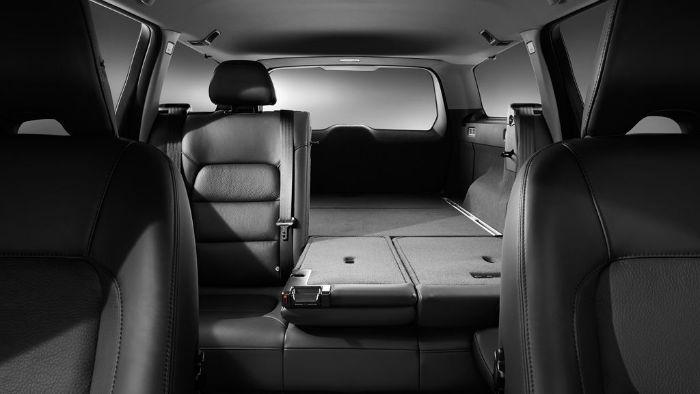 2016 Volvo V70 Seats