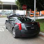 2015 Cadillac ELR Exterior