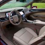 2015 Cadillac ELR Interior