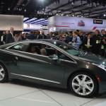 2015 Cadillac ELR Release