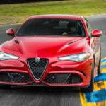 2017 Alfa Romeo Giulia MSRP