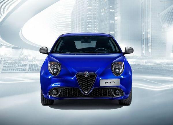 2017 Alfa Romeo Mito Facelift