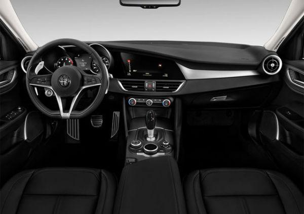 Alfa Romeo Giulietta 2017 Interior