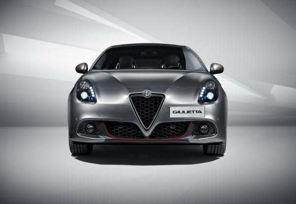 Nuova Alfa Romeo Giulietta 2017