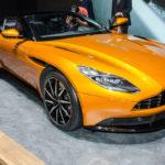 2017 Aston Martin Db11 Convertible