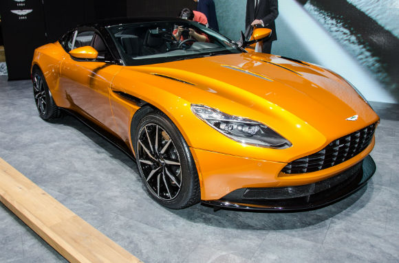 2017 Aston Martin Db11 Convertible