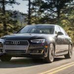 2017 Audi A4 S Line