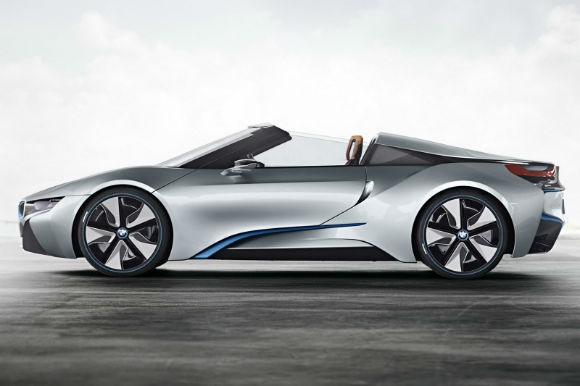 2017 BMW i8 Convertible