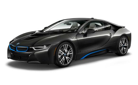 2017 BMW i8 MSRP