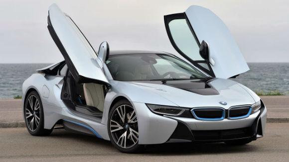 BMW i8 2017 Spyder