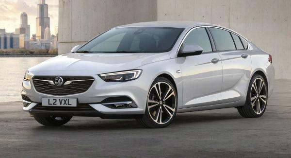 Opel Insignia 2018 Grand Sport