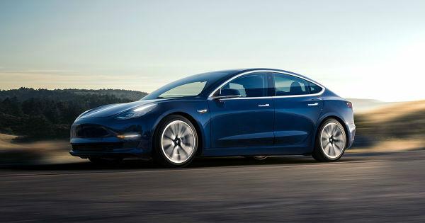 Tesla 2018 Model S