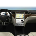 Tesla Model S 2018 Interior