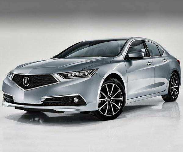 2018 Acura ILX Model