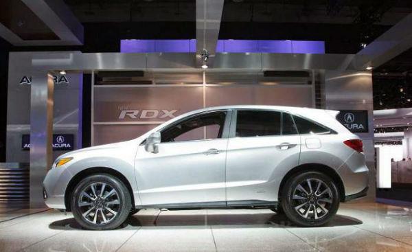 2018 Acura RDX Model