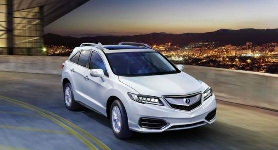 2018 Acura RDX Rumors