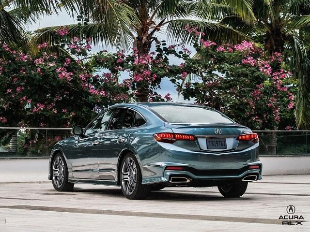2018 Acura RLX Hybrid